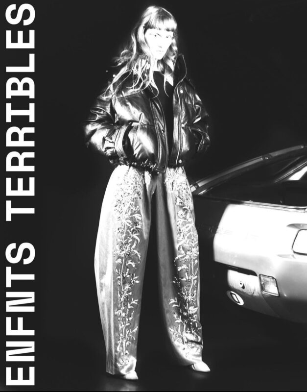 Lou for Enfnts Terribles