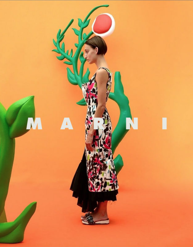 Loes for Marni SS20