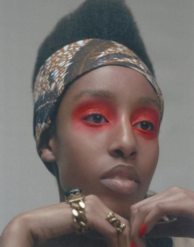 Latoyah for Glamcult Magazine