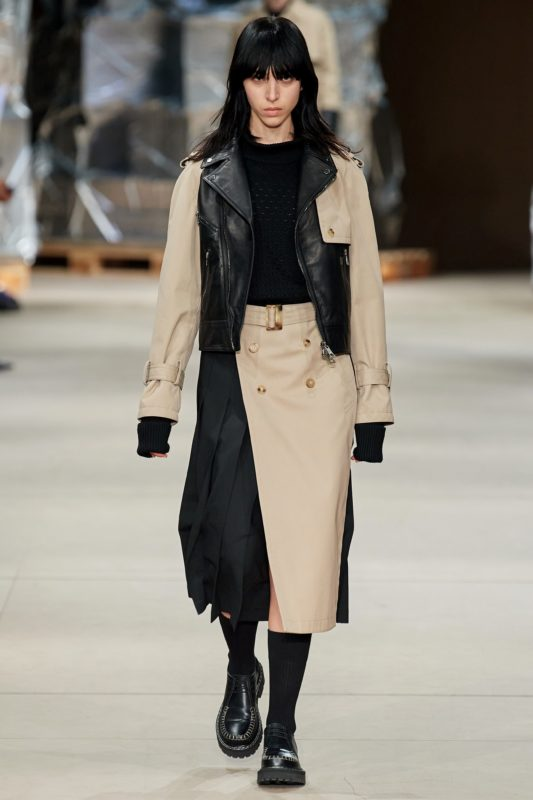Patricia for Neil Barrett Menswear FW20 show